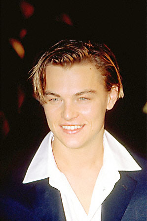 Leonardo Dicaprio, star of such films as Basketball Diaries, Titanic, and the Man in the Iron Mask